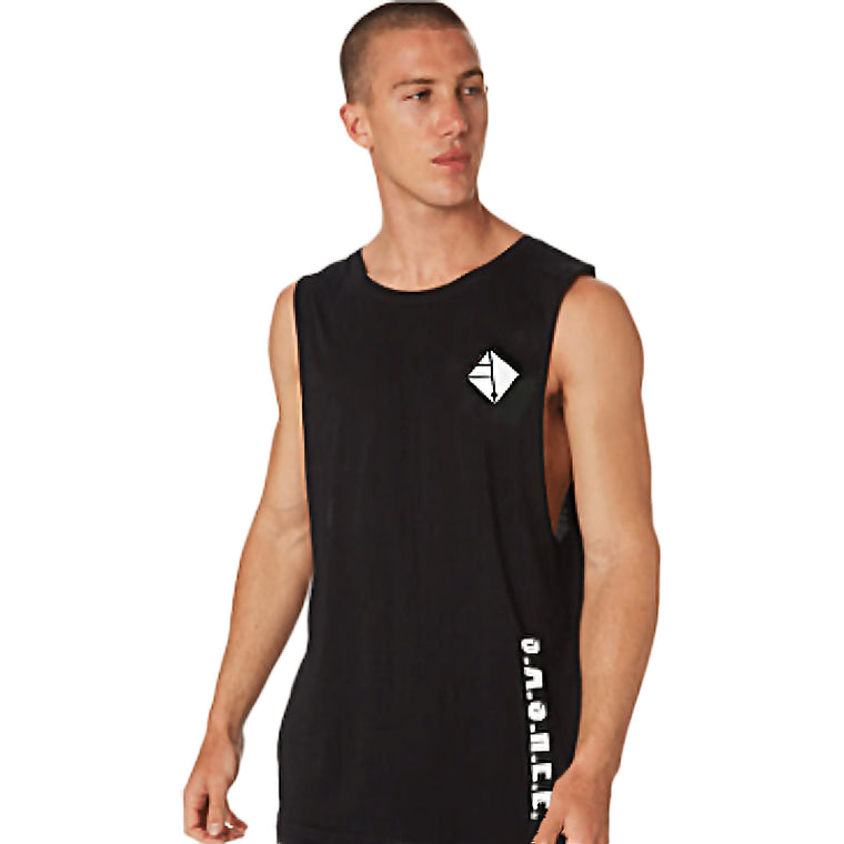 Sashed Mens Singlet