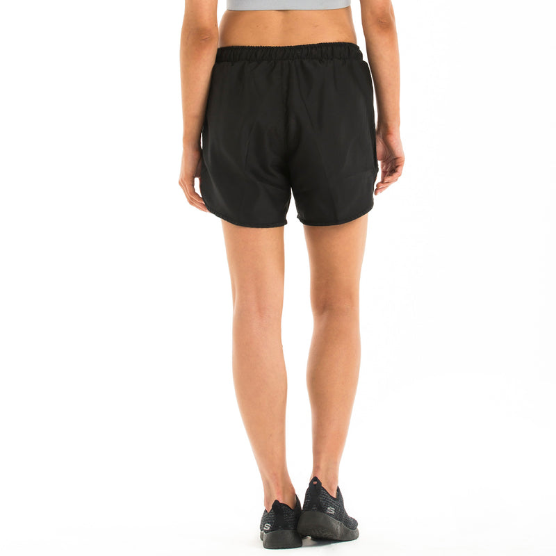 SASHED WOMENS RUNNING SHORTS