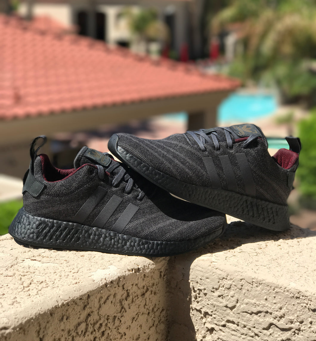 best service 614a6 c5702 Adidas NMD R2 x Size? Exclusive Henry Poole CQ2015 – Snkrs ...