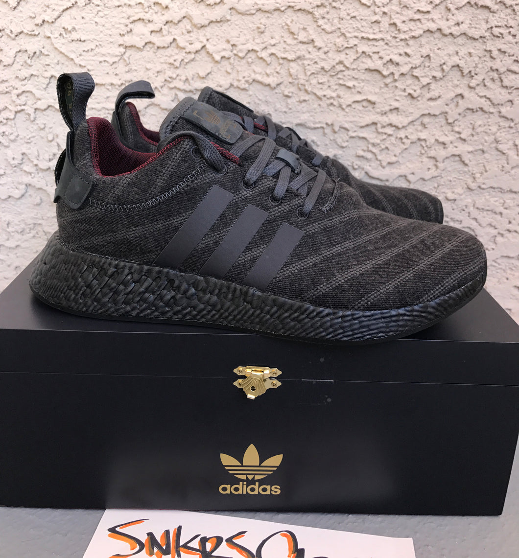 Adidas NMD R2 x Size? Exclusive Henry Poole CQ2015 - Snkrs