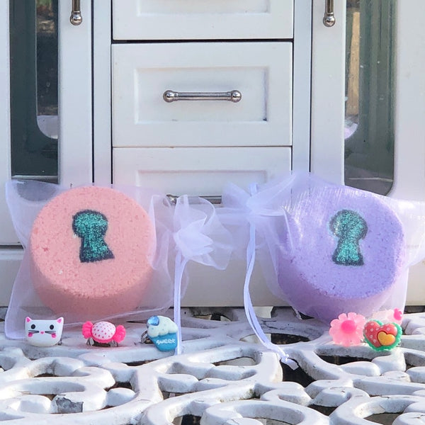 Bling Box Bath Bombs (Specialty Shapes) - Limited Release