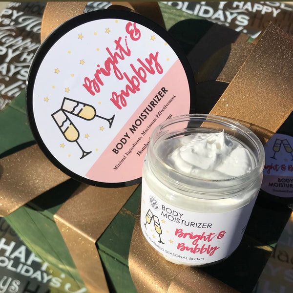 Bright & Bubbly Seasonal Body Butter - Limited Release