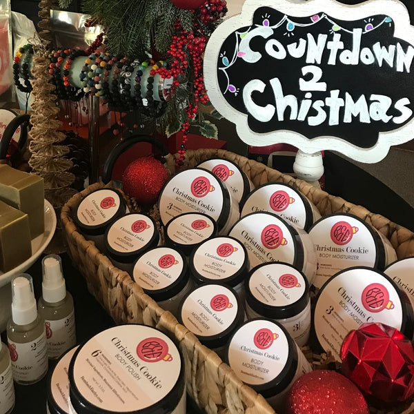 Christmas Cookie Seasonal Body Butter - Limited Release