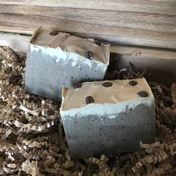 Coffee Pumice Bar