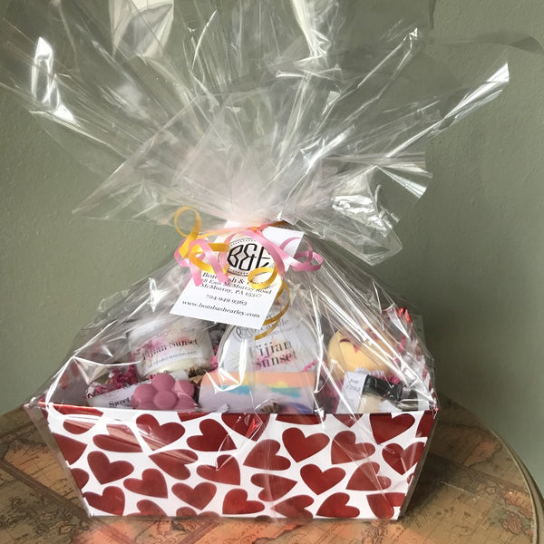 Fijian Sunset Wrapped Gift Set (Classic)