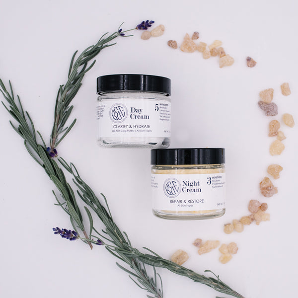 Day and Night Facial Moisturizer Pack