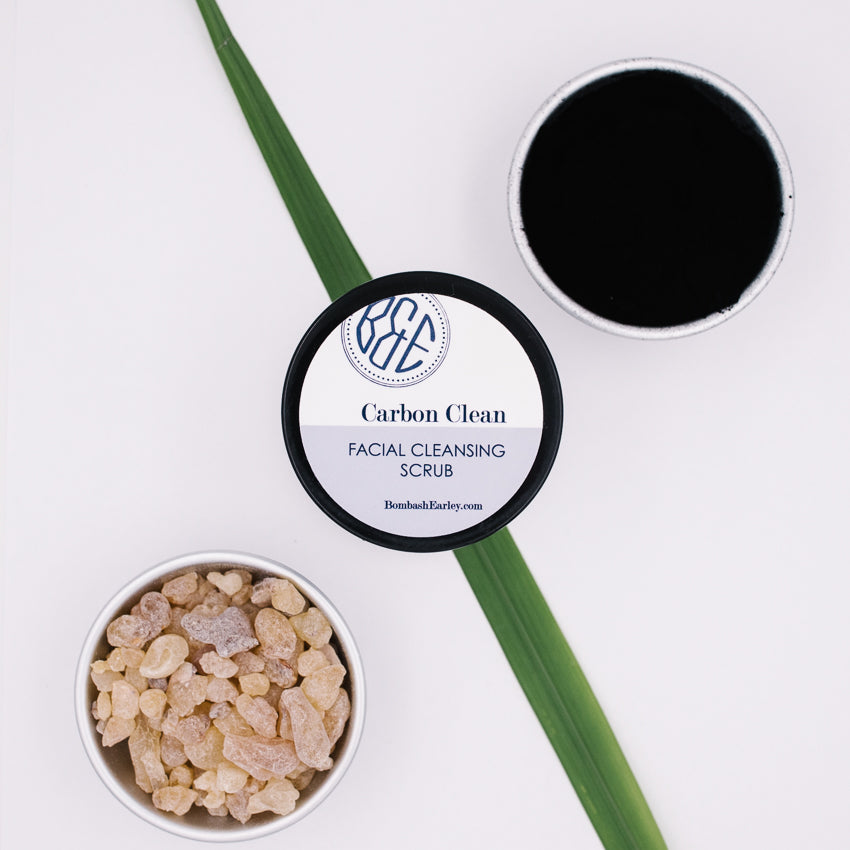 Carbon Clean Daily Face Scrub