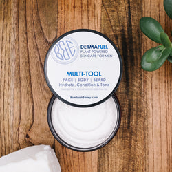 DermaFuel Multi-Tool Face, Body & Beard Butter