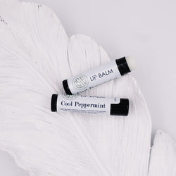 Cool Peppermint Lip Balm