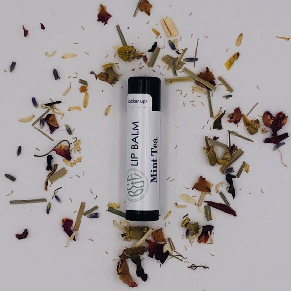 Mint Tea Lip Balm