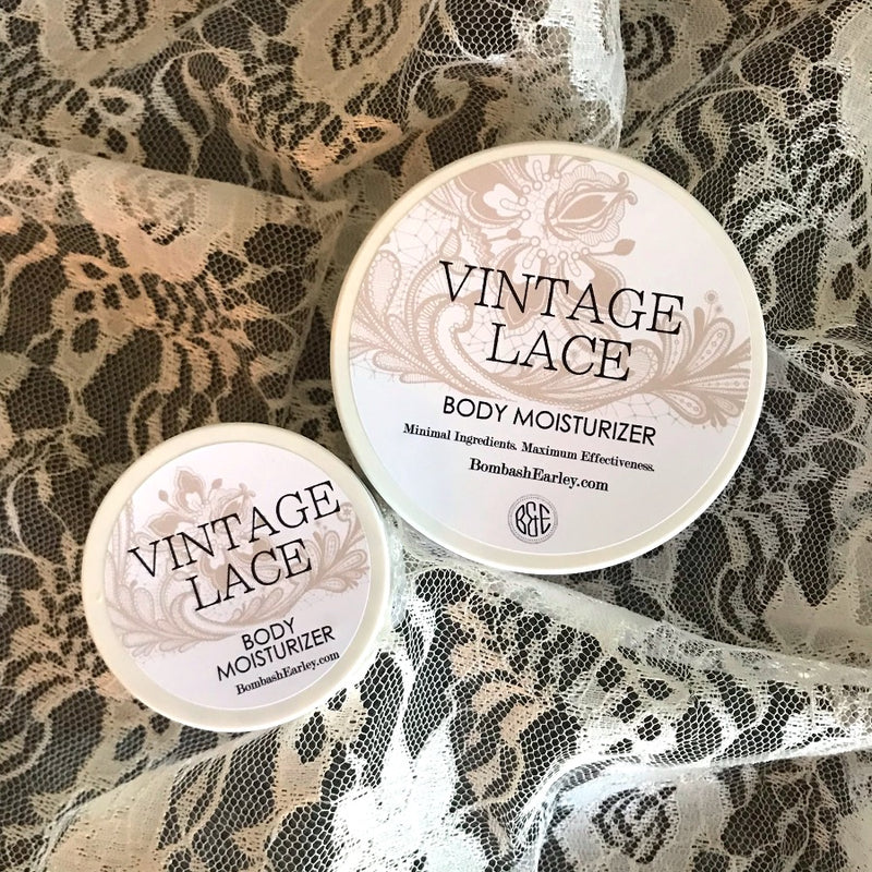 Vintage Lace Seasonal Body Butter - Limited Release