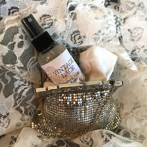 Vintage Lace Seasonal Spray - Limited Release