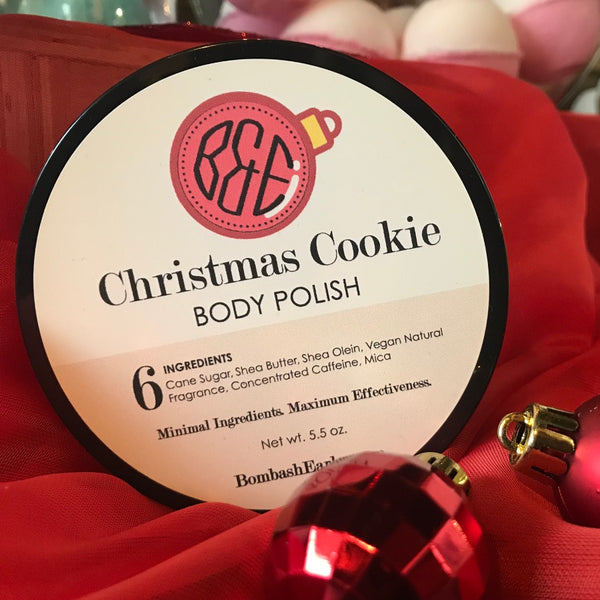 Christmas Cookie Seasonal Body Polish - Limited Release
