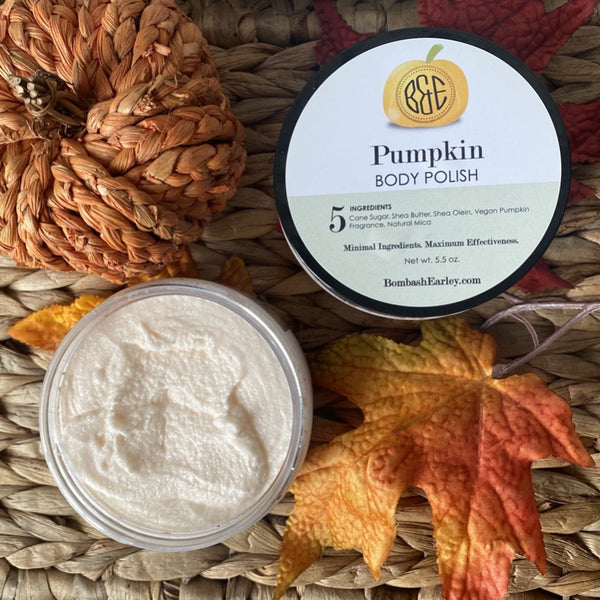 Pumpkin Seasonal Body Polish - Limited Release