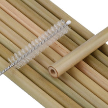 Organic Bamboo Straight Re-useable Straws.