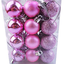 Jazz up your home with these Christmas Tree Decor Ball Baubles