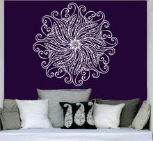 Beautiful designs to enhance your walls. Mandala Wall Decal Vinyl Sticker. FREE SHIPPING