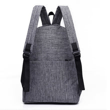 Canvas Large Capacity Laptop Backpack.