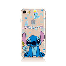 Micky/Minnie Mouse Silicone Phone Case For iPhone 7 8 Plus XS MAX XR  iPhone X 6 6S Plus 5 SE