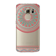 Mandala Phone Case For Samsung Galaxy S5 S6 S6Edge S6edgeplus S7 S7edge. FREE SHIPPING