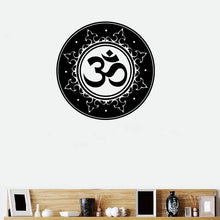 Mandala Indian Buddhism Art Decoration Wall Sticker. FREE SHIPPING