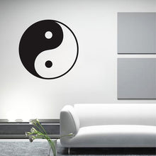 Beautiful for any room. Mandala Ying Yang Wall Decal Vinyl Stickers 22x22in. FREE SHIPPING
