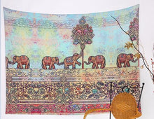 Let these beautiful Mandala Indian Tapestries 200CM change the mood of your room. FREE SHIPPING