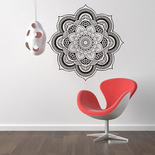 Mandala Yoga Glass Window or Wall Stickers Removable, VERY POPULAR. FREE SHIPPING