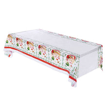 Fabulous Christmas Tablecloth for your Dining Table.