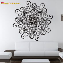 Removable Namaste Symbol Interior Wall Sticker Waterproof. FREE SHIPPING