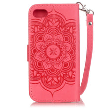 Flip Leather Wallet Cover For iPhone 5 5S SE 6 6S Plus 7 7 Plus. FREE SHIPPING