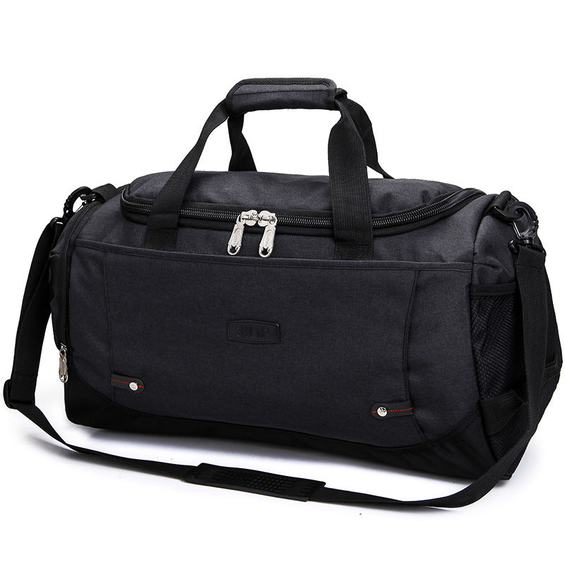 Travel easy! Nylon Travel Bag Large Capacity for Men or Women.