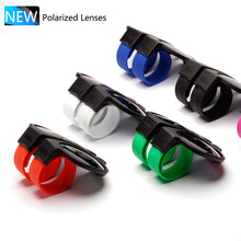 How neat! Slap Sunglasses Polarised women's & men's Wristband Fold Shades .