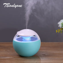 450ML Ball Humidifier with Aroma Essential Oil Ultrasonic Electric Diffuser FREE SHIPPING