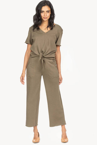 Military Pull On Pant