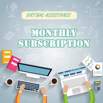Virtual Assistance Subscription