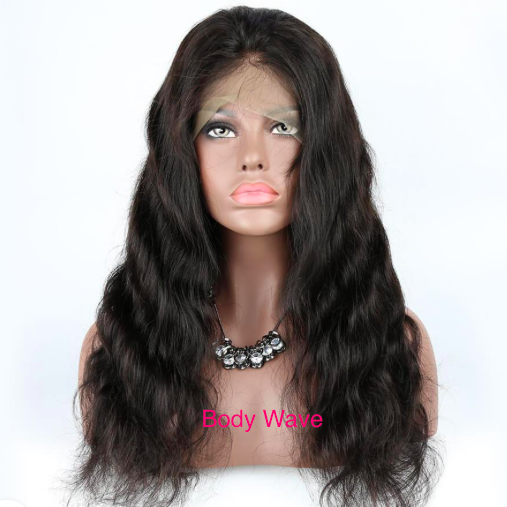 13x6 Fake Scalp Lace Front Wig