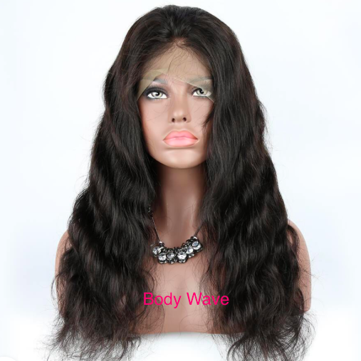 13 x6 HD Lace Front Wig