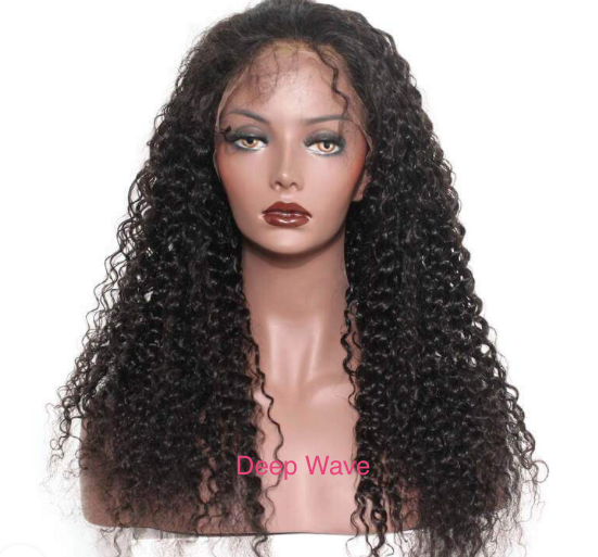 13 x 6 Lace Front Wig
