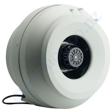 315mm Centrifugal Plastic Fan - 1296 Cubic Metres Per Hour c/w Plug & Lead