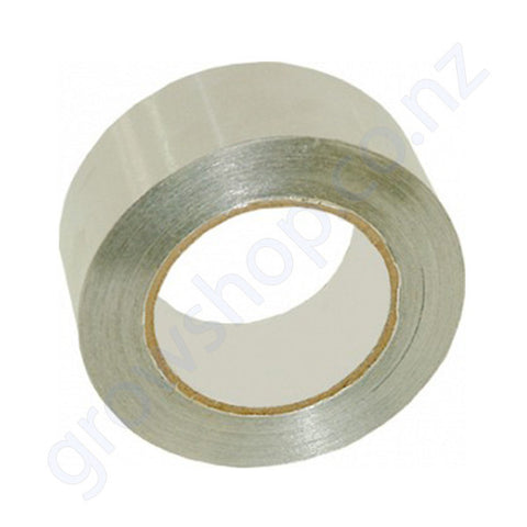 Duct Tape Aluminum 50mm x 50 Metres