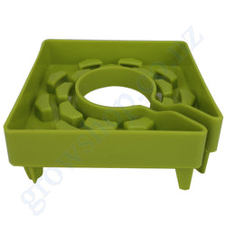 Grow Cap fits 100mm Rockwool cubes