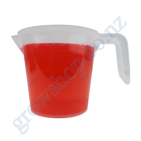 250ml Graduated Measuring Jug Clear Plastic