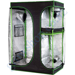 Grow Tent Hulk Silver 2 In 1 style 1200 x 900 x 1800mm
