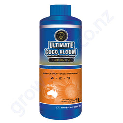 Ultimate Coco Bloom CX 1 Litre Single Part