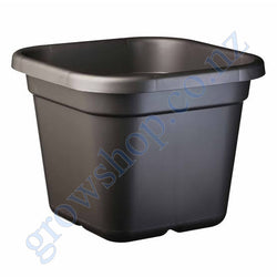 33 Litre Square Plastic Pot