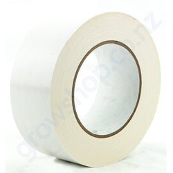 Gaffa Cloth Duct Tape White 48mm x 30 Metres