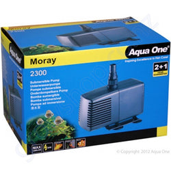 2300 Moray Water Pump -2200 Litres Per Hour 2.2m Mh/h