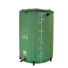 Aqua Tank 225 Litre Flexible storage tank- 635mm Diameter x 810mm high