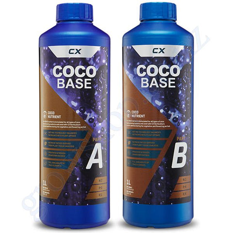 CX Coco Base 2 x 1 Litre A&B